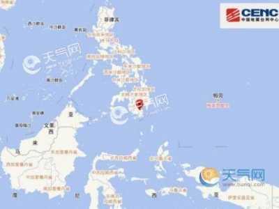 菲律宾海啸 菲律宾5.6级地震怎么回事