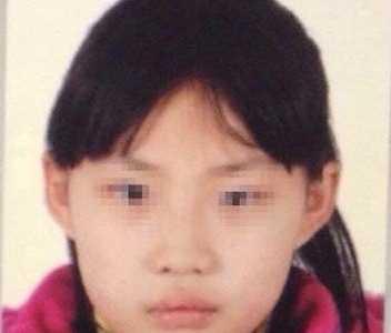 虐童照片 重庆虐童案女孩李蕾照片资料